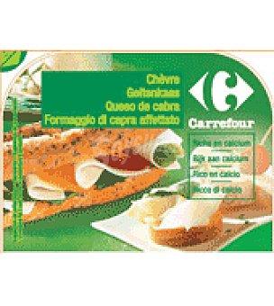 Carrefour Queso gouda cabra lonchas 200 g