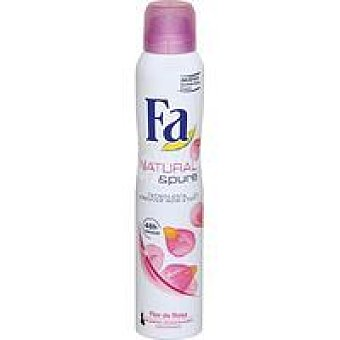 Fa Desodorante natur&pure Spray 200 ml