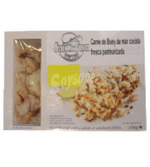 PINZAS Carne de de buey pasteurizada Bandeja de 100 g