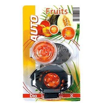 DIA Ambientador de coche aroma fruits aparato + recambio 1 ud
