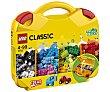 Juego de construcciones con 213 piezas Maletín creativo, Classic 10713 lego  LEGO Classic