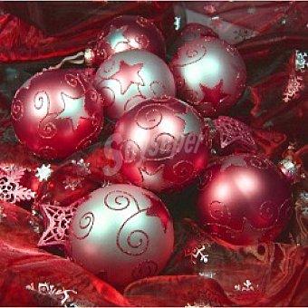 PAP STAR servilletas Bordeaux Ornaments 3 capas 33x33 cm  paquete 20 unidades