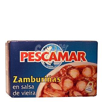 Pescamar Zamburiñas en salsa de vieira 110 g