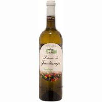 Señorío de Guadianeja Vino Blanco Verdejo Botella 75 cl