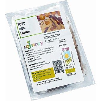 SOJHAPPY Tofu con frutas ecologico envase 175 g Envase 175 g