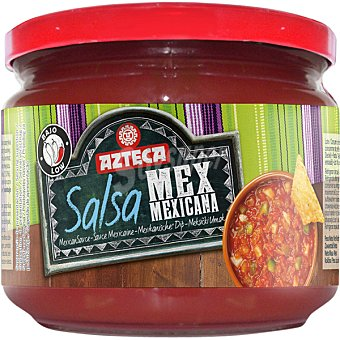 Azteca Salsa mexicana Frasco 315 g