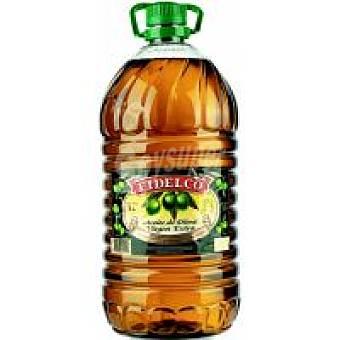 Fidelco Aceite de oliva virgen extra Garrafa 5 litros