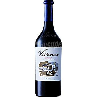 Vivanco Vino tinto reserva D.O. Rioja Botella 75 cl