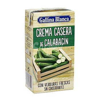 Gallina Blanca Crema de calabacín Brik 50 cl