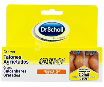 Scholl Crema talones agrietados DR 60 ml