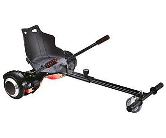 """Bluoko HB65-KART Adaptador para convertir hoverboard con rueda de 6,5"""" en Kart, HB65-KART (Hoverboard no incluido)"""