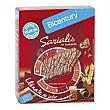 Barritas saciantes de cereales con chocolate con leche 120 g (6 unidades) Bicentury Sarialís