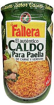 La Fallera Caldo liquido paella Tarro 600 ml