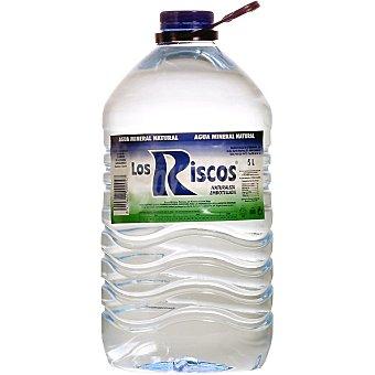 Los Riscos Agua Garrafa de 5 l