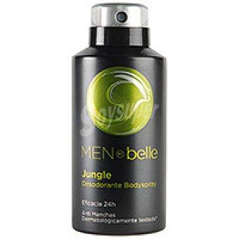 MEN by belle Desodorante para hombre Jungle Spray 150 ml