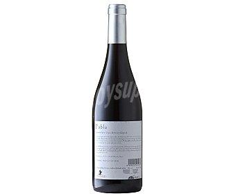 FABLA Vino tinto gamacha viñas viejas selección especial con denominación de origen Calatayud botella de 75 centilitros