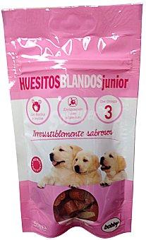 Bobby Comida perro snack junior huesitos blandos Paquete 50 g