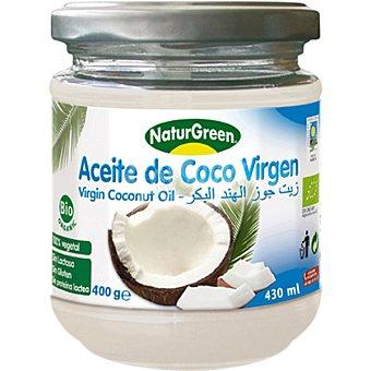 Naturgreen Aceite de coco virgen ecológico Envase 400 g