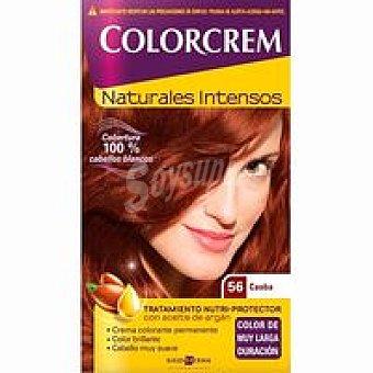 Colorcrem Tinte caoba N.56 Caja 1 unid