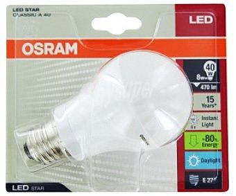 OSRAM Bombilla led estándar 8W E27 Luz Fría 1 Unidad