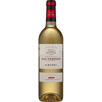 CALVET Sauternes vino blanco dulce de Francia botella 50 cl Botella 50 cl