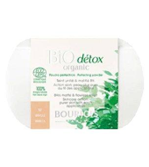 Bourjois Paris Polvo rostro poudre bio detox nº 56 hale clair 1 ud
