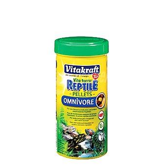 Vitakraft Comida para tortugas menú pellets Bote 250 ml