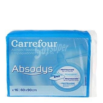 Carrefour Fundas para adultos 60x90 cm. 16 ud