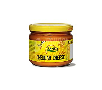 Zanuy Salsa cheddar Tarro 300 g