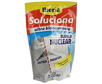 Iberia Ultrablanqueante (elimina amarillos y grises intensos) 350 gramos