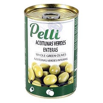 Pelli Aceitunas verdes enteras 120 g