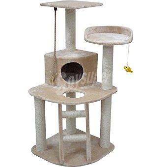 Fred & Rita Rascador para gatos medidas 78x49x113 cm 1 unidad