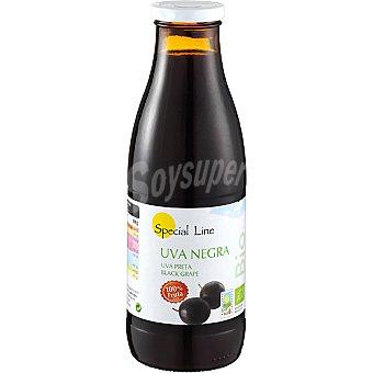 SPECIAL LINE Bio Zumo de uva negra 100% fruta ecológico envase 750 ml Envase 750 ml