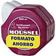 Gel de baño clasico pack 2 envase 600 ml Moussel
