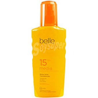 BELLE&SUN Sun Clear solar F15  Spray 200 ml