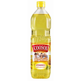 Coosol Aceite de Girasol 1L
