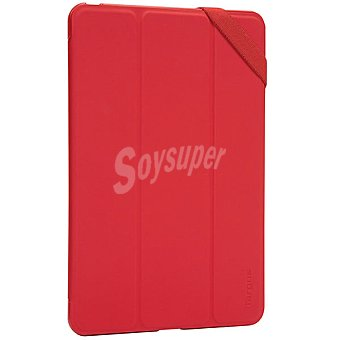 TARGUS Funda Click in para ipad mini retina en color rojo