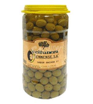 Aceitunera Jiennense Aceituna sabor anchoa sevillana 1,5 kg