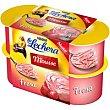 Mousse de fresa 4 unidades de 60 g La Lechera Nestlé