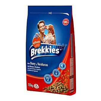 Brekkies Affinity Alimento Perro Seco Adulto Pollo 10 Kg