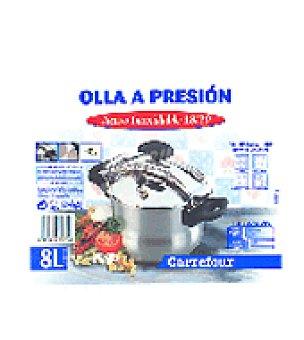 Carrefour Olla tradicional 8 L