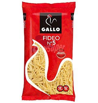 Pasta gallo fideos N.5 250 g