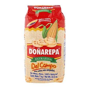 Doña arepa Harina maiz del campo 1 kg