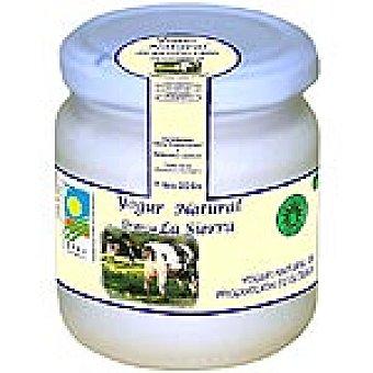 LA SIERRA Yogur natural ecológico Tarro 200 g