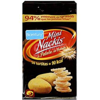 Bicentury Sarialís Mininackis de patata Paquete 50 g