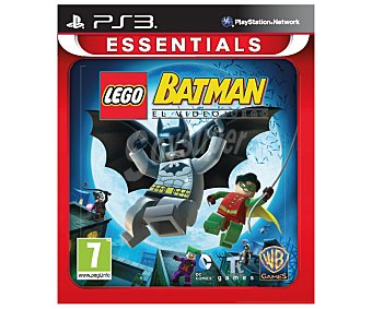 AVENTURA Lego Batman 3... PS3 1u 1u