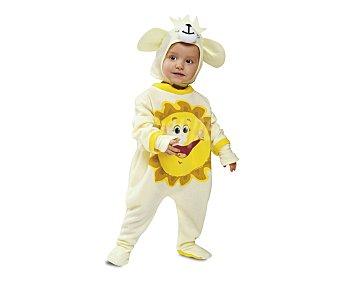 My other me Disfraz de osito con dibujo de sol para bebé, talla 7-12 meses VIVING COSTUMES  1 Unidad