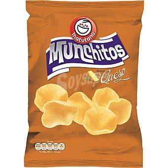 MATUTANO Munchitos Snack de patata sabor queso bolsa 70 g Bolsa 70 g