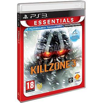 PS3 Videojuego Killzone 3  1 unidad