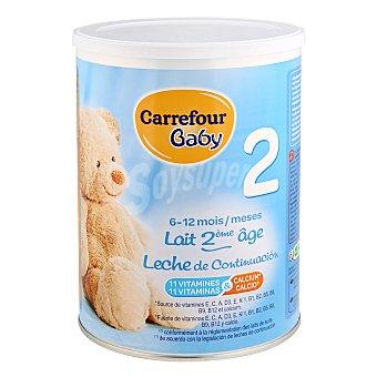 Carrefour Baby Leche de continuación etapa 2 en polvo 900 g